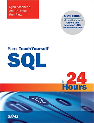SQL in 24 Hours, Sams Teach Yourself Doc