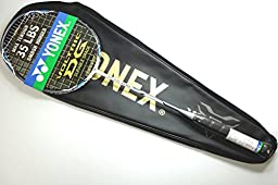 Yonex Voltric 1DG Badminton Racket VT1DG White / Blue Racquets 3U5