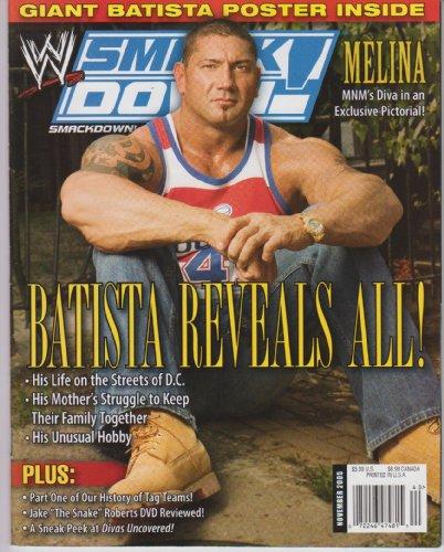 WWE Smackdown Magazine November 2005 ()