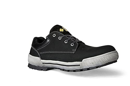 To Work For Gorilla S3 SRC HRO - Zapatos de Seguridad - Talla 35 - Negro