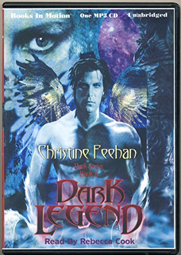 Dark Legend (The Dark Series (Dark Carpathian Vampire Series), Book 8)