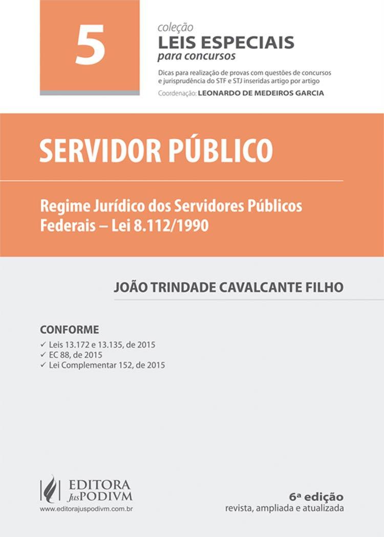 Read Online Leis Especiais Para Concursos. Servidor Público - Volume 5 pdf epub