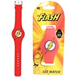 Flash Classic Logo Red LED Watch