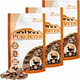 Cheap PureBites Duck Liver FreezeDried Treats for Dogs 3 PACK (7.8 oz)