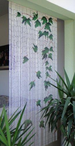 Amazon De Bambusvorhang Turvorhang Toskana
