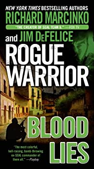 Blood Lies 0765364549 Book Cover