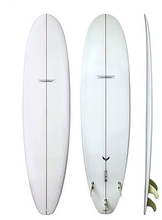 Modern Unisex Negro Tabla de Surf, Transparente, ...