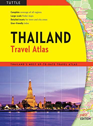Thailand Travel Atlas...