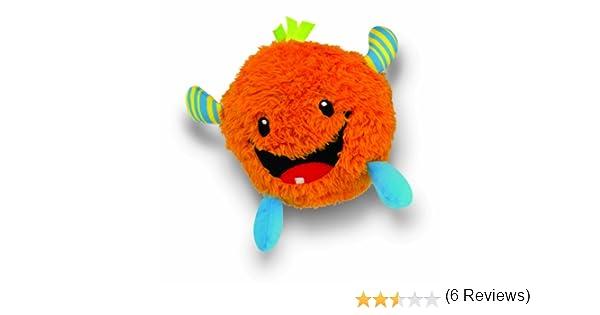 Orange Y1747 Fisher-Price Giggle Gang Plush Toy