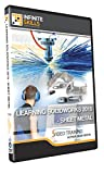 Learning SolidWorks 2015 - Sheet Metal - Training DVD