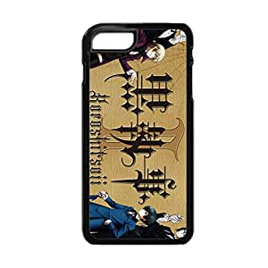 Hipster Phone Case For Teens For Iphone 6 Plus 5.5Inch With Kuroshitsuji Choose Design 2