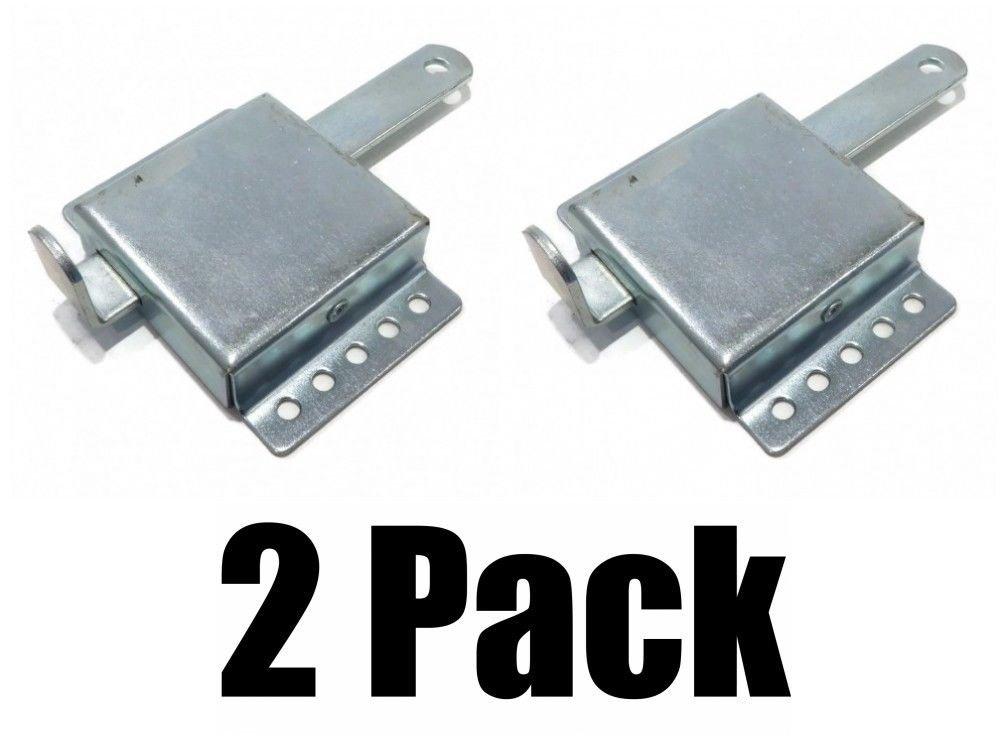 (2) Garage Door Side Locks for 2