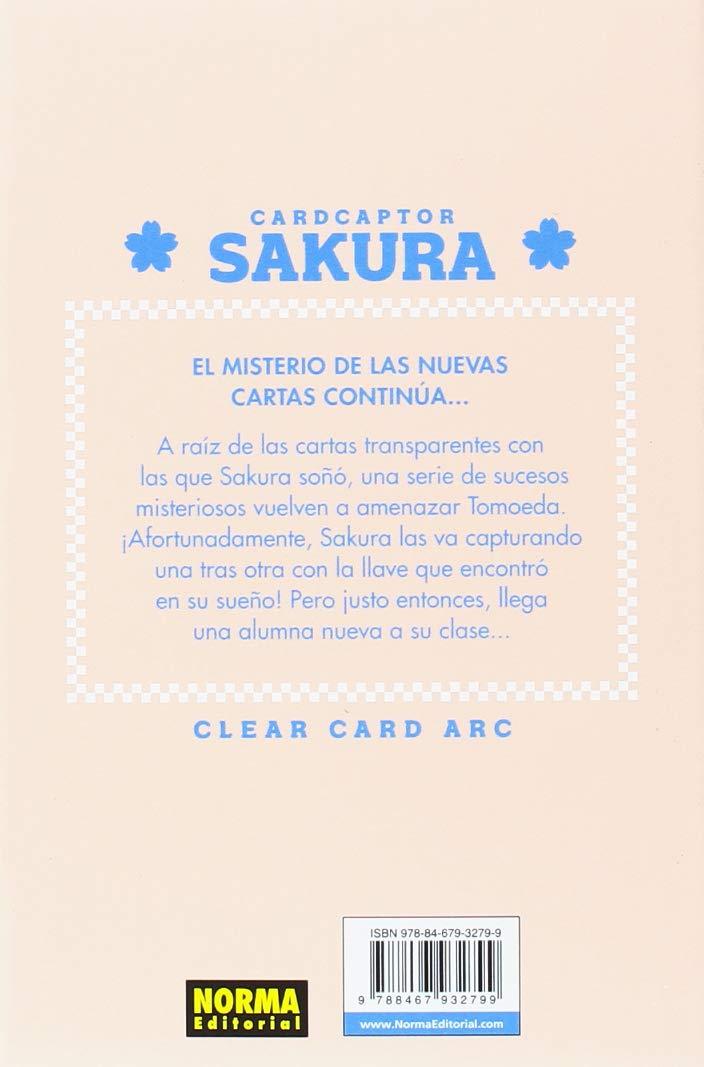 CARD CAPTOR SAKURA CLEAR CARD ARC 3: 9788467932799: Amazon ...