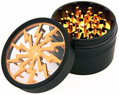 Chromium-Crusher-25-Inch-4-Piece-Tobacco-Spice-Herb-Grinder-Gold
