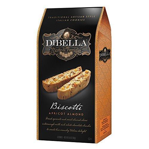 DiBella - Apricot Almond Biscotti (2 Pack) by DiBella