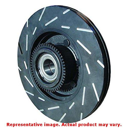 EBC Brakes USR906 USR Series Sport Slotted Rotor (Series Ebc Sport Rotors)