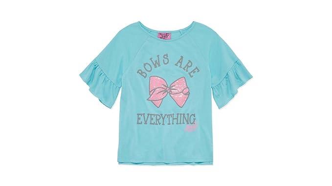 37d5eedbf8492 Amazon.com  Jojo Siwa Girls Bows are Everything 3 4 Sleeve Shirt ...