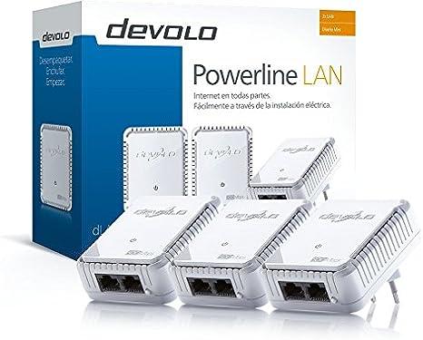 Devolo 9118 Duo Netzwerk Kit Computer Zubehör