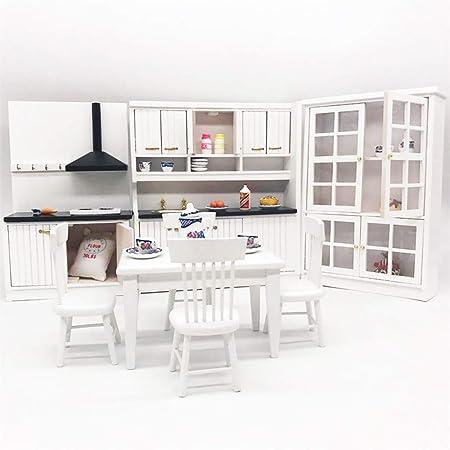 4cbd92c9ffe2 Amazon.com: DaoAG Dollhouse Accessories and Furniture 1 12 Scale ...