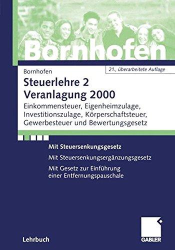 Steuerlehre 2, Lehrbuch