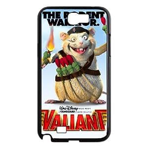 Valiant Samsung Galaxy N2 7100 Cell Phone Case Black S5594292