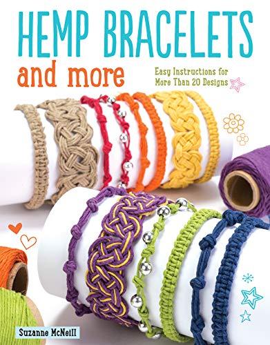 Hemp Bracelets and More: Easy Instructions for More Than 20 Designs (Design Originals)]()