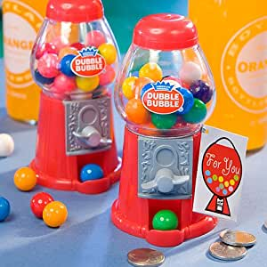 Fashioncraft Dubble Bubble Gumball Machine (Discontinued by Manufacturer)