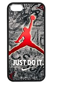 Hoomin Cool Air Michael Jordan Design iphone 4s Cell Phone Cases Cover Popular Gifts(Laster Technology)