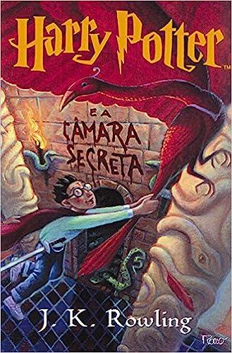 a7457652e Harry Potter  E A Camara Secreta (Portuguese Version)  J. K. Rowling ...