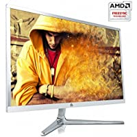 QNIX UNDERDOG QX270 REAL 240 HOT, 240Hz / 1ms, Metal Brush Design 27 FHD (1920x1080) Ultra Gaming Monitor / AMD Free Sync, Flicker Free, Low Blue Light, OverDrive, DP