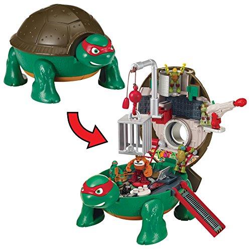 Crane Tmnt Toys : Teenage mutant ninja micro raphael s roof top pet turtle