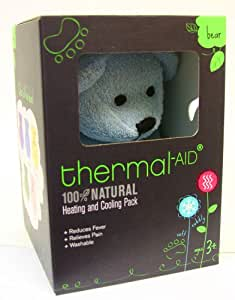 Thermal Aid 100% Natural Heating and Cooling Pack Blue Bear