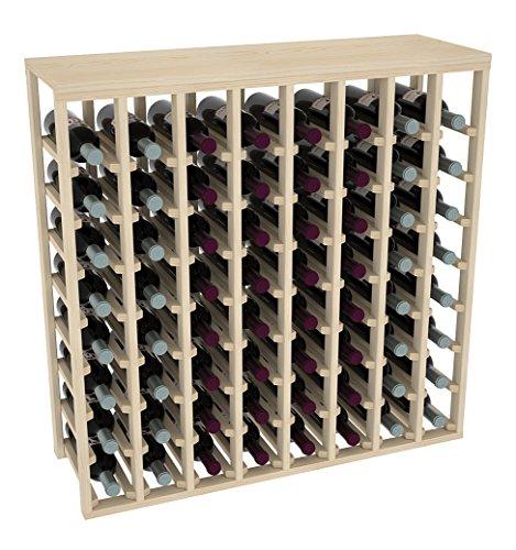 64 bottle wine rack - 2