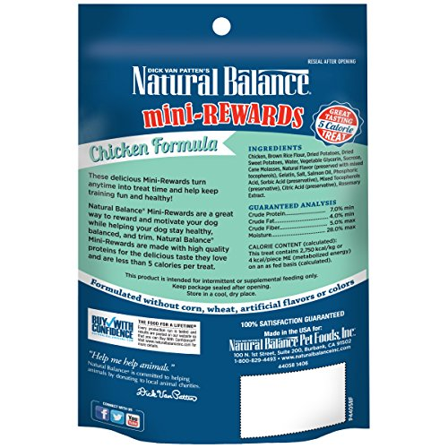 Natural-Balance-Mini-Rewards-Dog-Treats-Chicken-Formula-4-Ounce