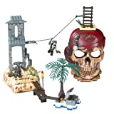 Mega Bloks Pirates of the Caribbean -Isla Cruces