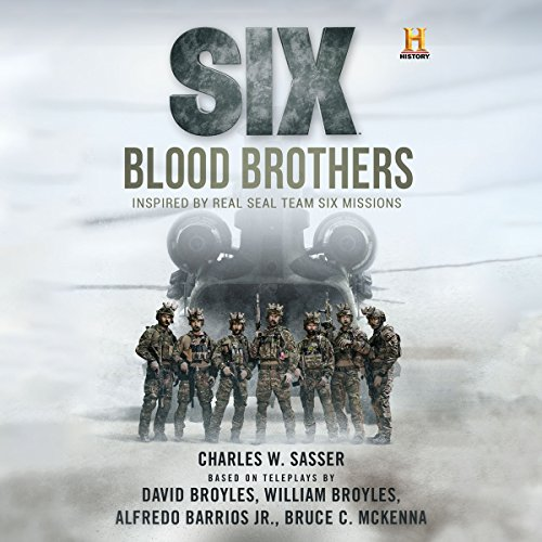 Six: Blood Brothers Audiobook [Free Download by Trial] thumbnail