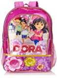 Nickelodeon Little Girls'  Dora and Friends Backpack