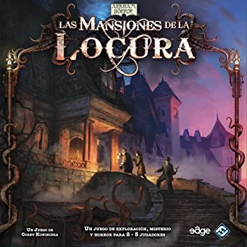 Las Mansiones de la Locura Español: Amazon.es: Juguetes y juegos