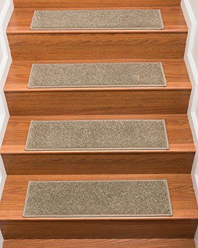Peace Sisal Rug (Natural Area Rugs Malvern Carpet Stair Treads Set of 13)