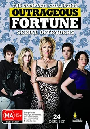 Outrageous Fortune: Complete Series 1-6