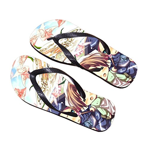 Bromeo Hetalia Axis Powers Anime Unisex Flip Flops Chanclas 110