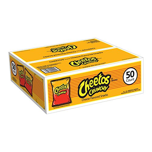 Cheetos Crunchy - 50/1 oz. - Cheese Cheetos