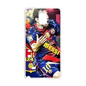 Messi Cell Phone Case for Samsung Galaxy Note4