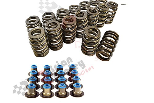 Ls1 Valve Springs - BRIAN TOOLEY RACING BTR Vortec TRUCK Spring KIT 4.8 5.3 6.0