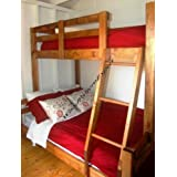 WoodPatternExpert BUNK Bed Paper Plans SO Easy Beginners Look Like Experts Build Your Own King Over Queen Over Full Over Twin Using This Step by Step DIY Patterns