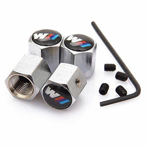 tgh BMW Motorsport Capuchon de Valve Logo //////M