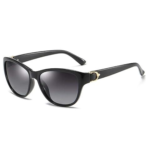 Yangjing-hl Gafas de Sol Cat Eye Mujer Cat Eye Gafas de Sol ...