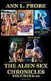 The Alien Sex Chronicles Volumes 6-10, Ann Probe, 1495414183