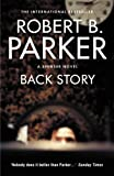 Front cover for the book Back Story by Robert B. Parker