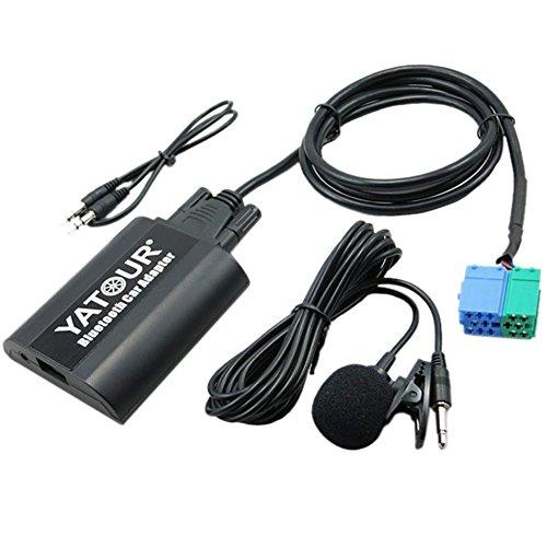 Yatour Bluetooth Car Adapter Music CD Changer USB Charging for Porsche Becker CDR210 CDR-220 Radios